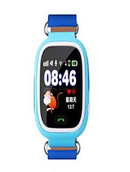 Q70 Genius touch screen children's positioning watch five-positioning smart watch