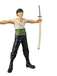 One Piece Roronoa Zoro PVC 20cm Anime Action Figures Model Toys Doll Toy 1pc