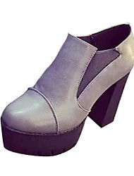 Women's Shoes Libo New Style Hot Sale Casual / Night Club Comfort Black / Gray Sexy Fashion Boots