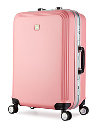 Men Boarding Case/Cabin Case PVC Casual Outdoor Gold White Blushing Pink Wine Royal Blue
