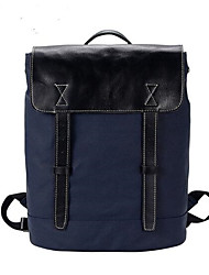 Men Casual Backpack Canvas
