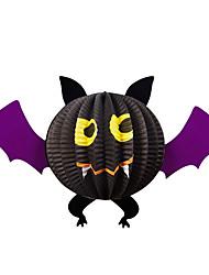 balle 1pc Halloween pour la décoration de fête cadeau costume de fête prop ornements nouveauté lanterne