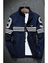Fall Jacket Long Sleeve Polyester