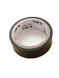 (Anmerkung Verpackung 20 schwarz Größe 500cm * 1.8cm) Hochtemperatur wasserdicht Isolierband