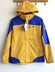 Wandern Softshell Jacken Herrn Wasserdicht / Atmungsaktiv / Rasche Trocknung / Windundurchlässig / UV-resistant / tragbarFrühling /