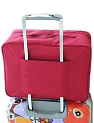 Viagem Bolsa de Viagem / Organizador de Mala Organizadores para Viagem / Acessório de Bagagem Tecido