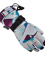 Ski Gloves Sports Gloves / Winter Gloves Women's / Men's / Unisex Activity/ Sports GlovesKeep Warm / Waterproof / Breathable / Windproof