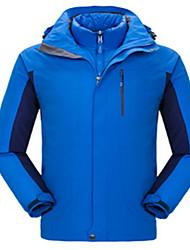 Herrn Windjacken Softshell Jacken Oberteile Camping & Wandern Alpin Ski Teamsport Wasserdicht Windundurchlässig Anti-Insekten Atmungsaktiv