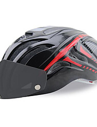 Unisex Mountain  Road  Sports Bike helmet 18 Vents Cycling Cycling  Mountain Cycling  Road Cycling  Hiking One SizePC  EPS  High