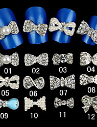 5pc Nail Art Decoration Rhinestone Nail Jewerly Nail Art Design