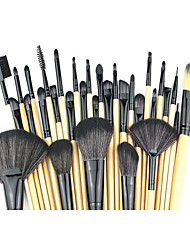 32pcs Other Brush Synthetic Hair Full Coverage Plastic Face / Eye / Lip Others