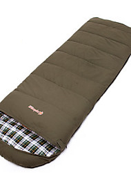 Sleeping Bag Mummy Bag Single 10 Hollow Cotton 400g 180X30 Hiking / Camping / Traveling / Outdoor / IndoorMoistureproof/Moisture