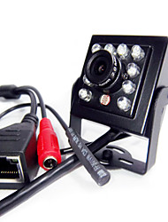 IP-Kamera - Day Night/Bewegungserkennung/Dual Stream/Remote Access/IR-cut/Plug-and-Play - Innen