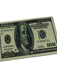 dólar mouse pad 200 * 280 * 2 milímetros