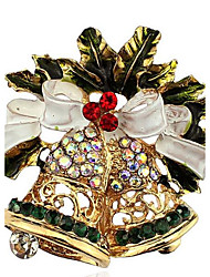 bel arc cloches Broche
