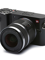 xiaomi yi m1 mirrorless Digitalkamera mit 12-40mm F3.5-5.6 Objektiv / 20MP / 4k / 30fps (chinesische Version)