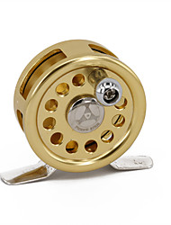 Ice Fishing Reel Fly Reels / Trolling Reels / Ice Fishing Reels 1:1 0 Ball Bearings Right-handedFly Fishing / Ice Fishing / Jigging