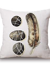 1 pcs  Modern Pillow CaseFloral