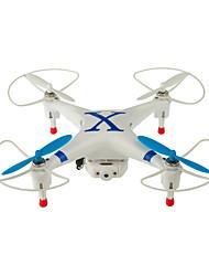 Drone Cheerson CX-30W+T 4CH 6 Eixos 2.4G Com Câmera HD Quadcóptero RCFPV / Iluminação De LED / Vôo Invertido 360° / Acesso à Gravação em