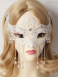 Appeal mask transsexuals drag COS masked ball lace crystal princess half face masks 1pcHoliday Decorations / Holiday Decorations Party