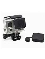 Accessoires für GoPro,Schutzkappe Staubdicht, Für-Action Kamera,Gopro Hero 3+ Universal