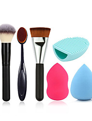 Pressed PowderPowder Puff/Beauty Blender / Makeup Brushes Dry Face Coverage / Uneven Skin Tone China Others