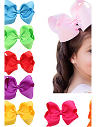 16Pcs/set Baby Girls Hair Bows Hair Clips Todder Hair Accessories Infant Barrette