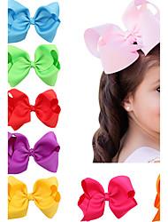 16шт / комплект младенца девушки волосы банты заколки для волос todder аксессуары для волос заколка младенца