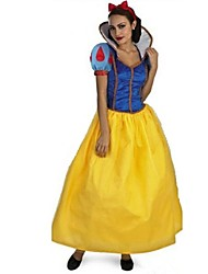 Adult Snow Princess Costume Fairy Tale Storybook Ladies New Fancy Dress Costume Sexy Ladies costume