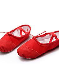 Для женщин-Ткань-Не персонализируемая(Черный / Розовый / Красный) -Балет