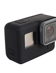 Acessórios para GoPro,Capa ProtetoraPara-Câmara de Acção,GoPro Hero 5 Motocicleta Moto Surfe Mergulho 1 silicone
