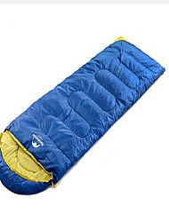 Sac de couchage Rectangulaire Simple 10 Duvet 300g 190X50 Camping Voyage IntérieurEtanche Résistant au vent Bonne ventilation Pliable