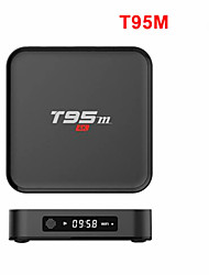 T95M Amlogic S905 Android Box TV,RAM 2GB ROM 8Go Quad Core WiFi 802.11n Bluetooth 4.0