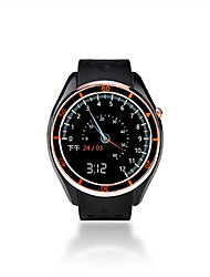 OEM Smart Watch IS3 Android Dual Sim Watch Phone with Wifi and 3G Heart Rate Monitor