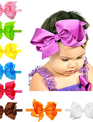 16pcs / set Baby Mädchen hairbows Stirnband todder Haar-Accessoires Säugling Haarband