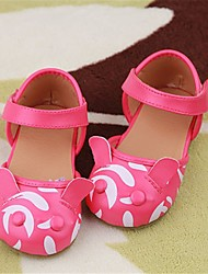 Girls' Flats Spring Fall Comfort Light Up Shoes Leatherette Casual
