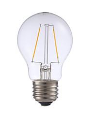 2W E26 Lâmpadas de Filamento de LED A17 2 COB 200 lm Branco Quente Regulável AC 110-130 V 1 pç
