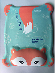 The fox wrist pad   21*17*0.35cm