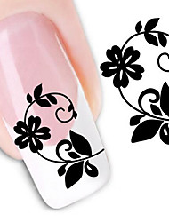 Nail Art Sticker  Makeup Cosmetic Nail Art Design