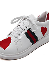 Women's Sneakers Others PU Casual White