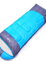 Sleeping Bag Rectangular Bag Single 10 Down 1000g 180X30 Hiking / Camping / Traveling Rain-Proof / Foldable / Portable / Sealed OEM