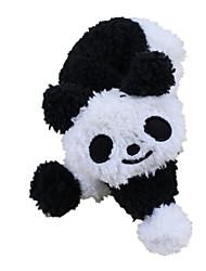 Dog Bandanas & Hats Black / White Dog Clothes Winter / Spring/Fall Animal Cute / Casual/Daily / Keep Warm