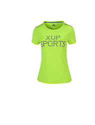Running Tops Women's Polyester Yoga / Exercise & Fitness / Racing / Football/Soccer / Running Sports Sports WearIndoor / Outdoor clothing