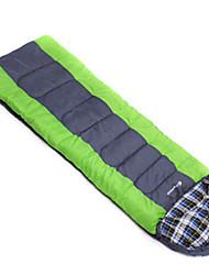 Schlafsack Rechteckiger Schlafsack Doppelbett(200 x 200) 10 Enten Qualitätsdaune 1000g 230X100 Camping / Reisen / DrinnenWasserdicht /