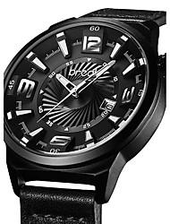 Masculino Relógio Esportivo / Relógio Militar / Relógio Elegante / Relógio de Moda / Relógio de Pulso Quartzo Japonês Calendário / Punk