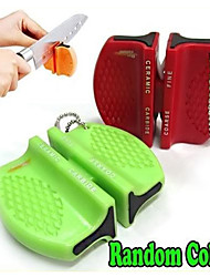 Mini Portable Outdoor Multifunctional Pocket Kitchen Knife Sharpener Camping Cooking Tool Hot Search