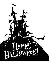 Vintage Wall Stickers Halloween Wall Stickers Decorative Wall Stickers, Home Decoration Wall Decal
