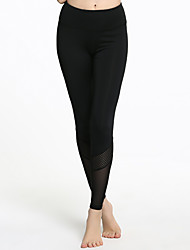Running Women's Yoga / Exercise & Fitness / Running High Elasticity TightIndoor / Outdoor clothing / Performance / Practise / Leisure