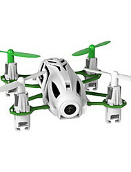 Hubsan H111D Mini Nano 2.4G 4CH RC Quadcopter - WHITE AND GREEN