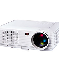 LCD WXGA (1280x800) Projecteur,LED 2665lm 3D HD Projecteur